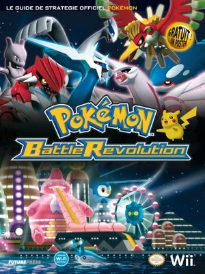 Pokémon - Battle Revolution - Guide Officiel