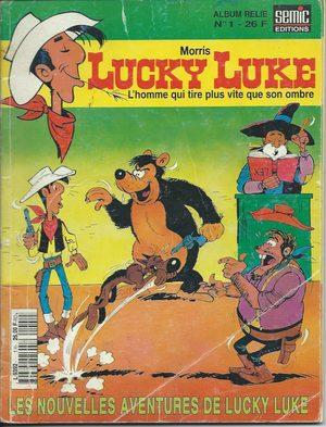 Lucky Luke - mensuel