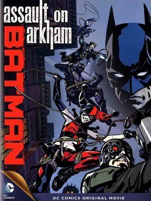 Batman : Assaut sur Arkham Film