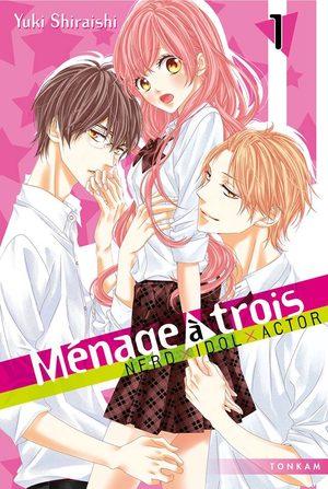 Ménage à trois Manga
