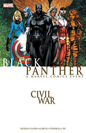 Civil war - Black Panther