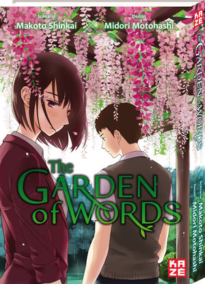 The Garden of Words Manga