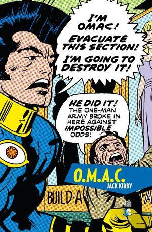O.M.A.C. par Kirby
