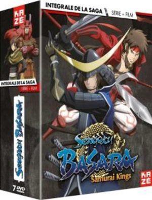Sengoku Basara (saisons 1 et 2 + Film) Manga