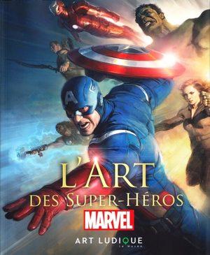 L'Art des Super-Héros Marvel Artbook