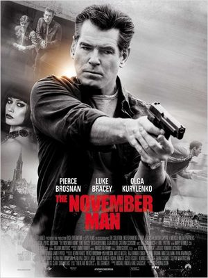 The November Man Film