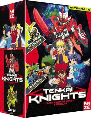 Tenkai Knights Série TV animée