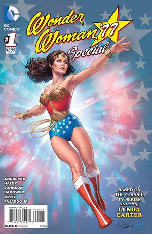 Wonder Woman '77 Special