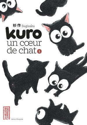Kuro, un coeur de chat Manga