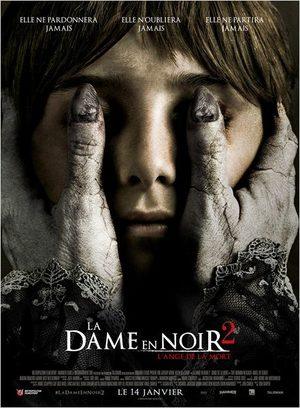 couverture, jaquette La Dame en Noir 2 : L'Ange de la Mort
