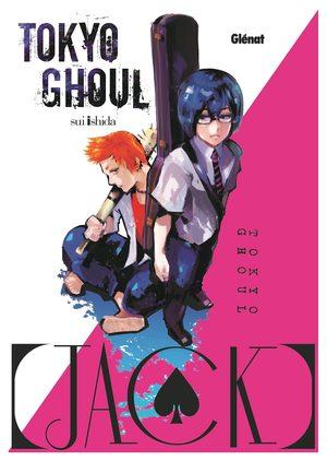 Tokyo Ghoul [JACK] Manga