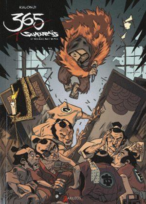 365 Samourais