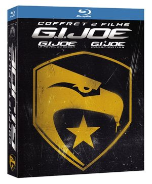 G.I. Joe - Coffret 2 films