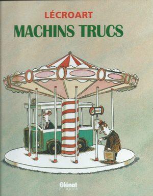 Machins trucs Artbook