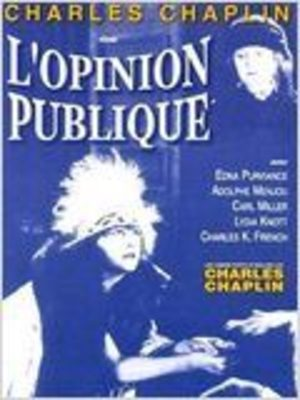 L'Opinion publique