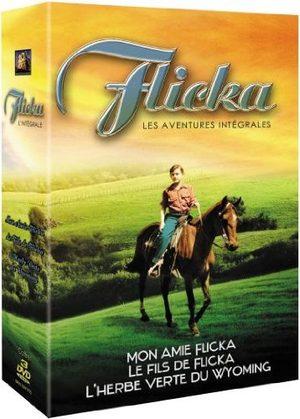Coffret Flicka - les aventures intégrales