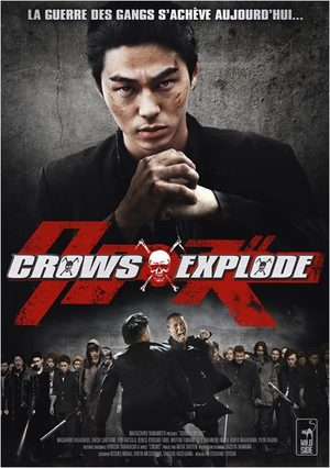 Crows Explode Manga