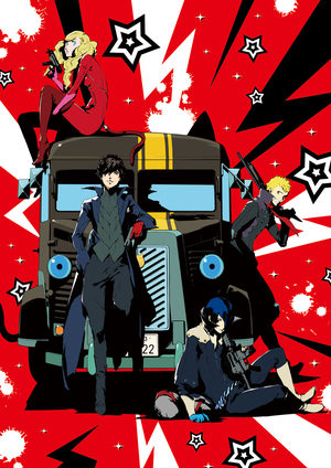 PERSONA5 the Animation -THE DAY BREAKERS