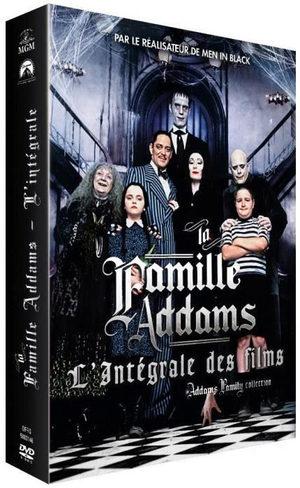 La famille Addams - L'intégrale des films