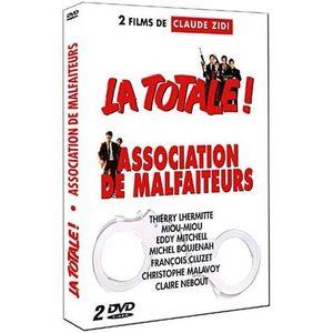 Coffret La Totale ! + Association de Malfaiteurs