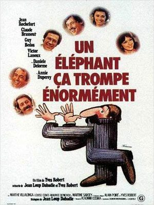 Un éléphant ça trompe énormément