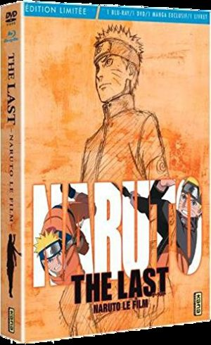 Naruto the last Film
