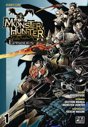 Monster Hunter Episodes