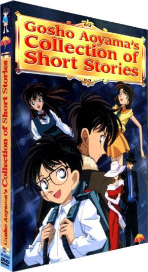 Gosho Aoyama's - Collection of Short Stories Manga