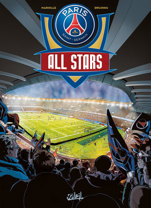 Paris Saint Germain - All stars