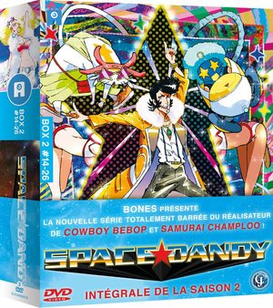 Space Dandy - Saison 2