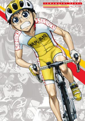 Yowamushi Pedal: Re:RIDE Série TV animée
