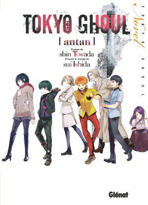 Tokyo Ghoul [antan] Manga