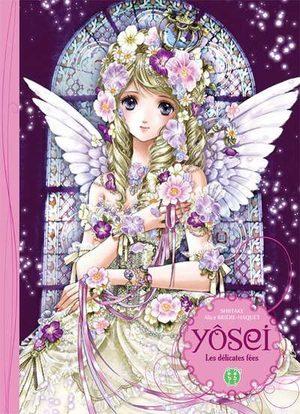 Yôsei, l'essence des fées Livre illustré