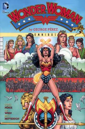 Wonder Woman by George Pérez