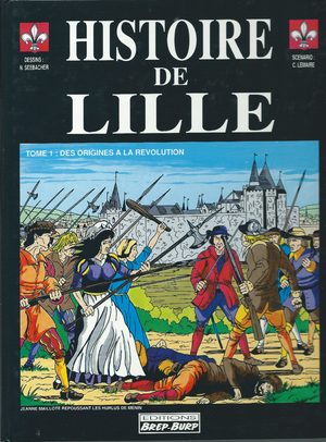 Histoire de Lille