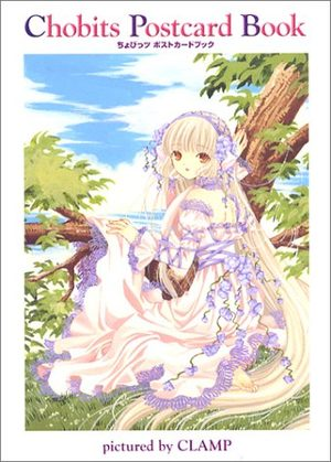 Chobits Postcard Book