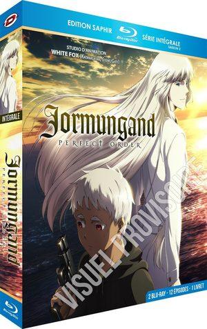 Jormungand: Perfect Order Produit spécial anime