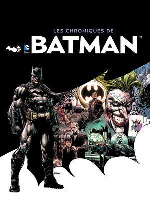 Les chroniques de Batman Guide