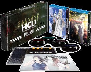 Jormungand + Jormungand perfect order Produit spécial anime