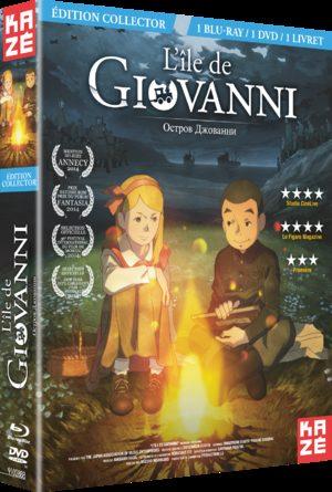 L'île de Giovanni Film