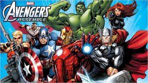 Avengers Rassemblement
