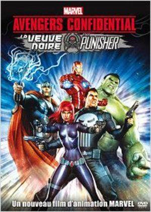 Avengers Confidential : La Veuve Noire et Le Punisher Film