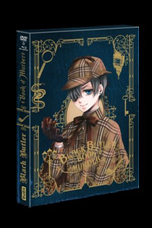 Black Butler - Book of Murder