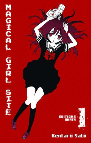 Magical girl site Manga