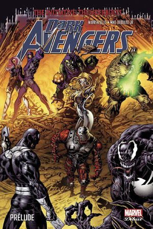 Dark Avengers - Prelude