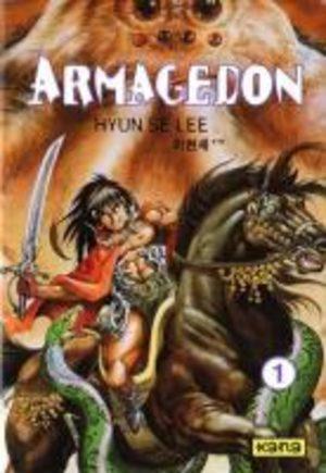 Armagedon Manhwa
