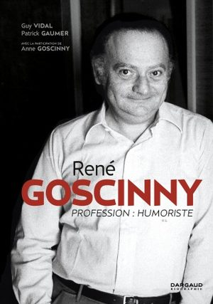 René GOSCINNY profession humoriste