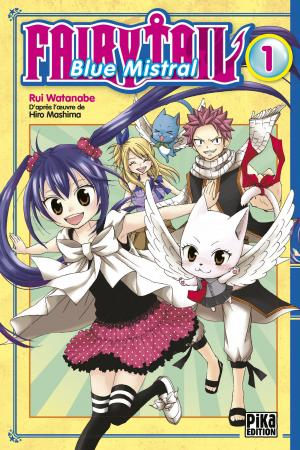 Fairy Tail - Blue mistral Manga