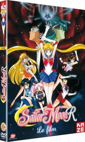 Sailor Moon R Anime comics