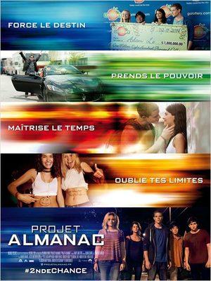 Projet Almanac Film